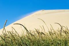 Αμμόλοφοι άμμου Rubjerg Knude Στοκ φωτογραφία με δικαίωμα ελεύθερης χρήσης