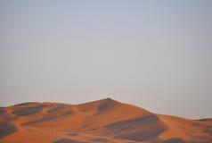 Αμμόλοφοι, Μαρόκο στοκ εικόνα