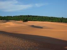 Αμμόλοφοι άμμου ΝΕ του Βιετνάμ Mui Στοκ φωτογραφίες με δικαίωμα ελεύθερης χρήσης