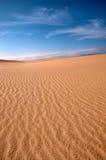 Αμμόλοφοι άμμου Στοκ Εικόνες