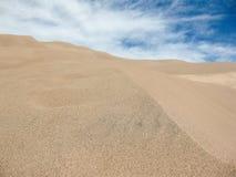 Αμμόλοφοι άμμου στοκ εικόνα με δικαίωμα ελεύθερης χρήσης