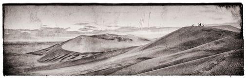Αμμόλοφοι Namib Στοκ φωτογραφία με δικαίωμα ελεύθερης χρήσης