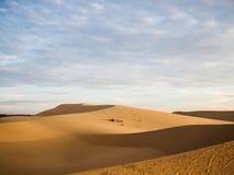 Αμμόλοφος άμμου ερήμων Στοκ φωτογραφία με δικαίωμα ελεύθερης χρήσης
