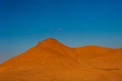 Αμμόλοφος άμμου Στοκ Εικόνα
