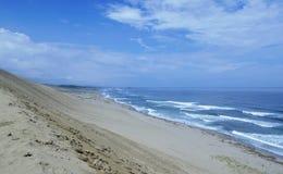 Αμμόλοφος άμμου Tottori Στοκ εικόνα με δικαίωμα ελεύθερης χρήσης