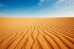 Αμμόλοφος της άμμου Στοκ φωτογραφία με δικαίωμα ελεύθερης χρήσης