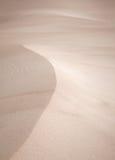 Αμμόλοφος Barkhan Στοκ φωτογραφία με δικαίωμα ελεύθερης χρήσης