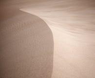 Αμμόλοφος Barkhan Στοκ φωτογραφίες με δικαίωμα ελεύθερης χρήσης