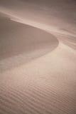 Αμμόλοφος Barkhan Στοκ Φωτογραφίες