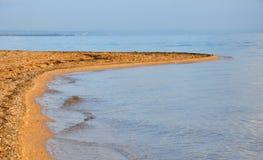 αμμώδες tuzla οβελών Στοκ εικόνες με δικαίωμα ελεύθερης χρήσης