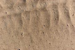 Αμμώδες θερινό θέμα υποβάθρου παραλιών ιδανική σύσταση άμμου ανασκοπήσεων Μακρο πυροβολισμός της άμμου με τις υφάνσεις Στοκ φωτογραφίες με δικαίωμα ελεύθερης χρήσης