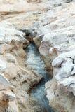 Αμμώδες χώμα Στοκ φωτογραφία με δικαίωμα ελεύθερης χρήσης