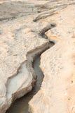 Αμμώδες χώμα Στοκ Φωτογραφίες