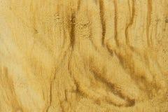 Αμμώδης επιφάνεια Στοκ φωτογραφία με δικαίωμα ελεύθερης χρήσης
