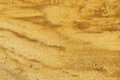 Αμμώδης επιφάνεια Στοκ Φωτογραφία