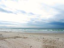 Αμμώδης παραλία Στοκ Φωτογραφίες