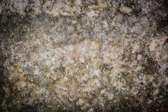 Αμμώδης συγκεκριμένη σύσταση Στοκ φωτογραφία με δικαίωμα ελεύθερης χρήσης
