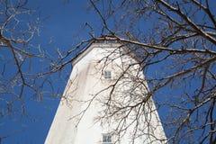 Αμμώδης φάρος γάντζων Στοκ φωτογραφία με δικαίωμα ελεύθερης χρήσης