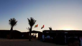 Αμπού Νταμπί στοκ εικόνες με δικαίωμα ελεύθερης χρήσης