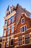 ΑΜΣΤΕΡΝΤΑΜ, ΚΑΤΩ ΧΏΡΕΣ - 15 ΑΥΓΟΎΣΤΟΥ 2016: Διάσημα κτήρια της κινηματογράφησης σε πρώτο πλάνο κέντρων της πόλης του Άμστερνταμ Γ Στοκ Φωτογραφία