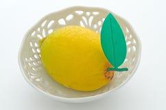 Αμυγδαλωτό λεμονιών στοκ εικόνες με δικαίωμα ελεύθερης χρήσης