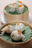 Αμυδρό ποσό, κινεζική κουζίνα Στοκ Εικόνες
