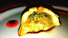 αμυδρό ποσό Empanada Στοκ φωτογραφία με δικαίωμα ελεύθερης χρήσης