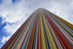 αμυντικό Λα Παρίσι Στοκ φωτογραφία με δικαίωμα ελεύθερης χρήσης