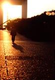 αμυντικό μεγάλο Λα 2 αψίδω&n Στοκ Φωτογραφίες