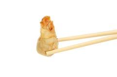 Αμυδρά chopsticks ποσού Στοκ Εικόνες
