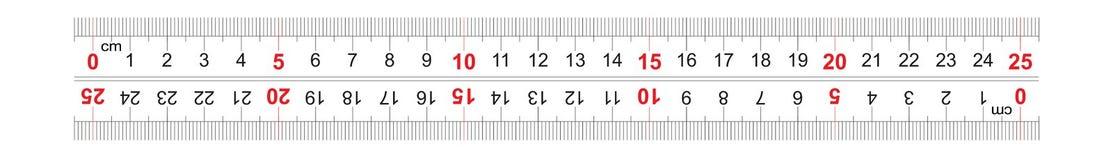 Αμφίδρομος διπλός κυβερνητών που πλαισιώνεται 250 χιλιοστόμετρο, εκατοστόμετρο 25 Η τιμή τμήματος είναι 1 χιλ. Πλέγμα βαθμολόγηση απεικόνιση αποθεμάτων