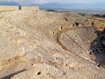 αμφιθέατρο αρχαίο στοκ εικόνα