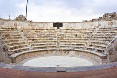 αμφιθέατρο Ιορδανία του &A στοκ φωτογραφίες