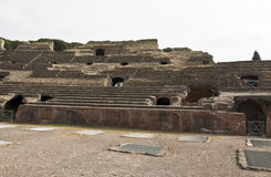 αμφιθέατρο Ρωμαίος Στοκ Εικόνες