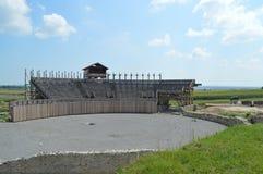 αμφιθέατρο Ρωμαίος Στοκ φωτογραφίες με δικαίωμα ελεύθερης χρήσης