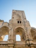 Αμφιθέατρο σε Arles, Γαλλία Στοκ Εικόνα