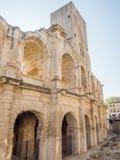 Αμφιθέατρο σε Arles, Γαλλία Στοκ Εικόνες