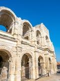 Αμφιθέατρο σε Arles, Γαλλία Στοκ φωτογραφία με δικαίωμα ελεύθερης χρήσης