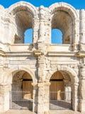 Αμφιθέατρο σε Arles, Γαλλία Στοκ Φωτογραφία