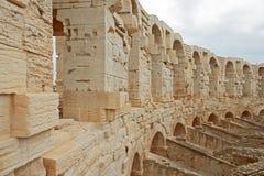 Αμφιθέατρο Arles, Γαλλία Στοκ φωτογραφία με δικαίωμα ελεύθερης χρήσης