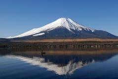 ΑΜ Φούτζι στην Ιαπωνία Στοκ Φωτογραφίες