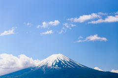 ΑΜ Φούτζι της Ιαπωνίας Στοκ Εικόνες