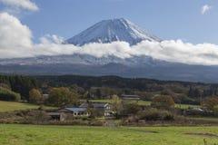 ΑΜ Φούτζι το φθινόπωρο, Ιαπωνία Στοκ φωτογραφία με δικαίωμα ελεύθερης χρήσης