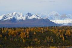 ΑΜ Mckinley στην Αλάσκα στοκ φωτογραφία με δικαίωμα ελεύθερης χρήσης