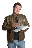ανάγνωση ατόμων Βίβλων Στοκ εικόνα με δικαίωμα ελεύθερης χρήσης