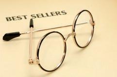 ανάγνωση γυαλιών Στοκ Φωτογραφίες