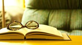 ανάγνωση ευχαρίστησης στοκ φωτογραφίες