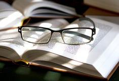 Ανάγνωση και έρευνα Στοκ Φωτογραφίες