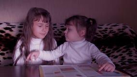 ανάγνωση παιδιών βιβλίων φιλμ μικρού μήκους