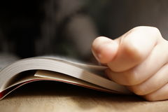 ανάγνωση Στοκ εικόνα με δικαίωμα ελεύθερης χρήσης